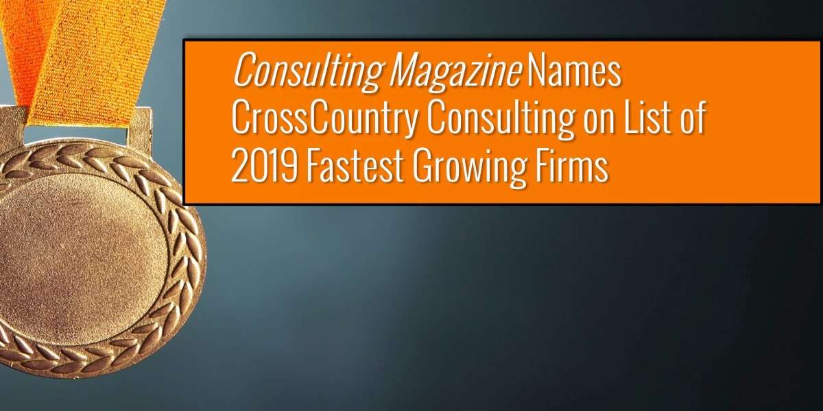 Consulting Mag Award Press Release Image