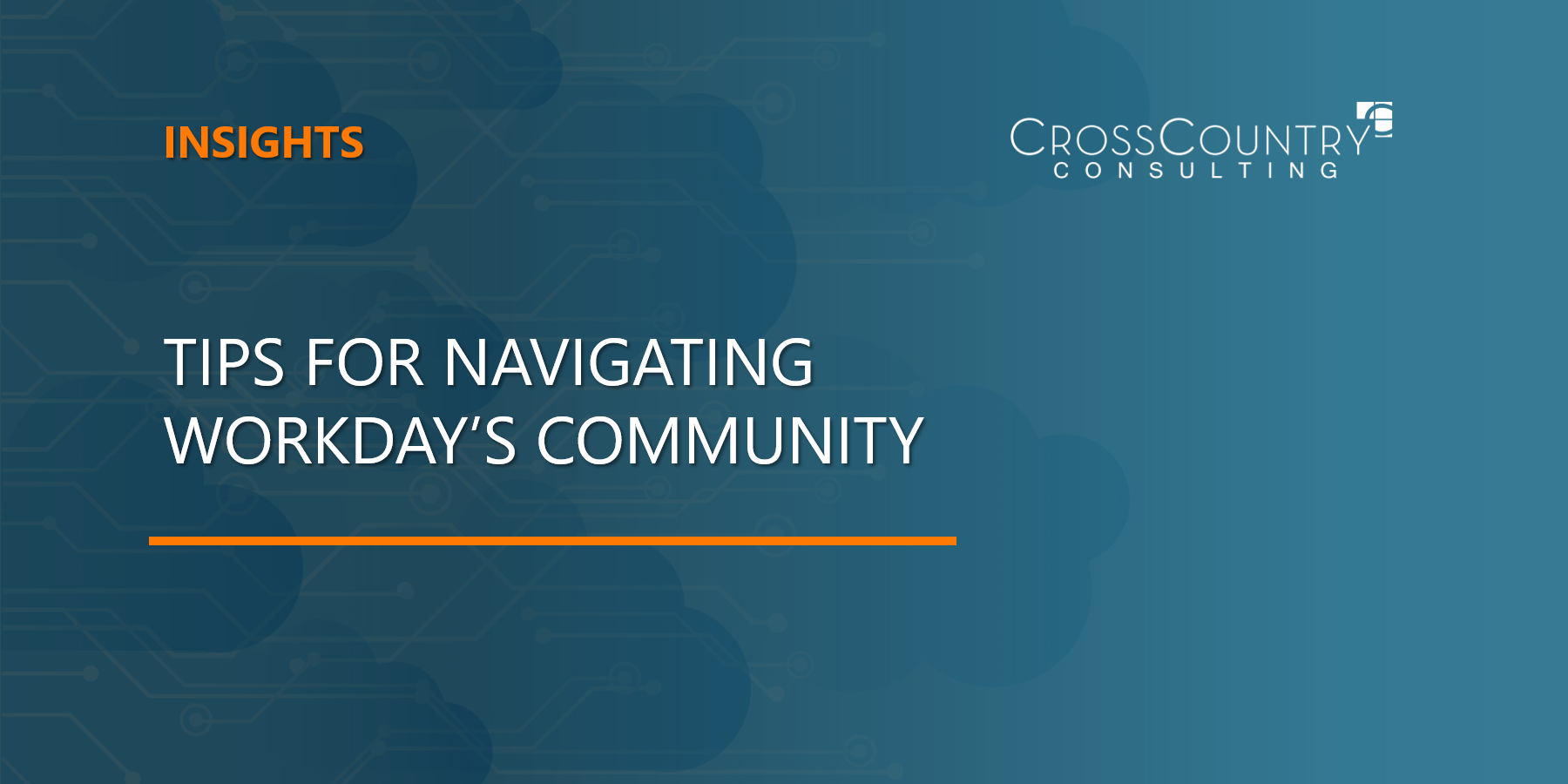 Tips for Navigating Workday's Community