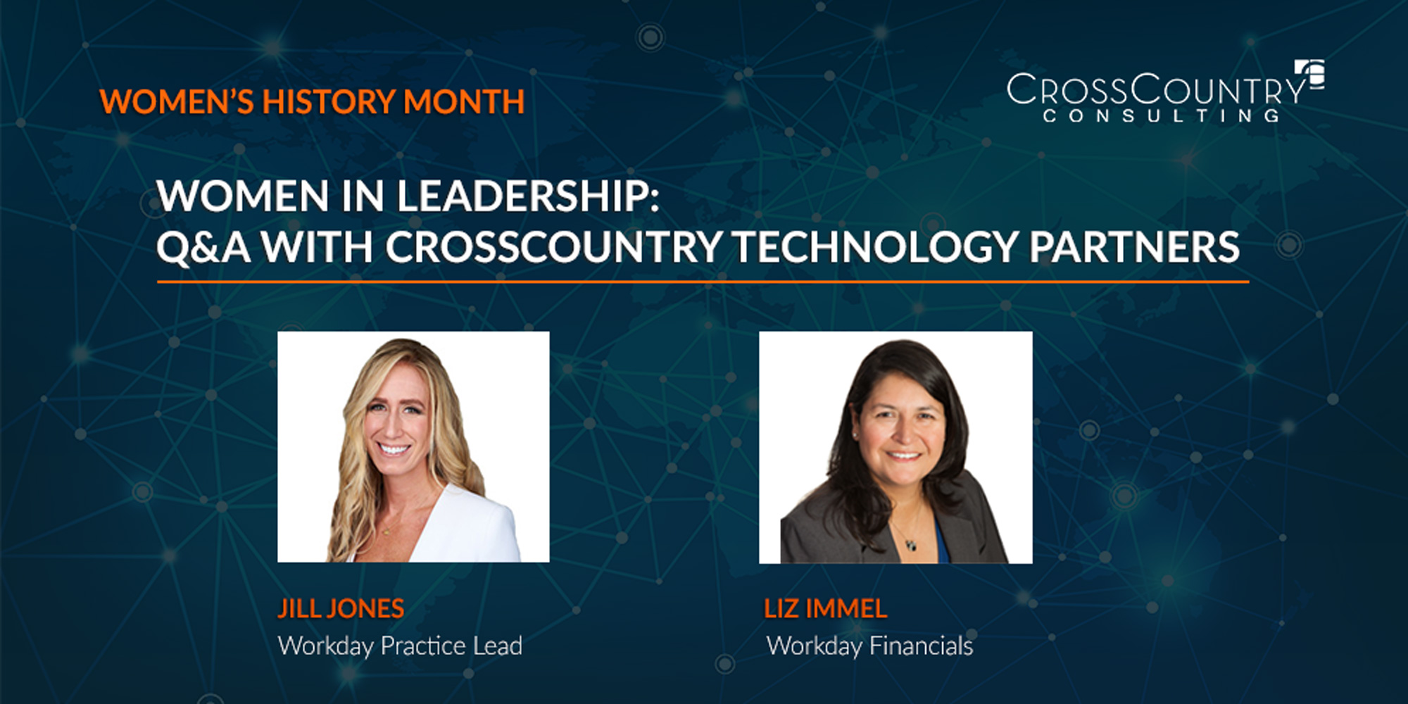 Women in Leadership: Q&A with CrossCountry Technology Partners