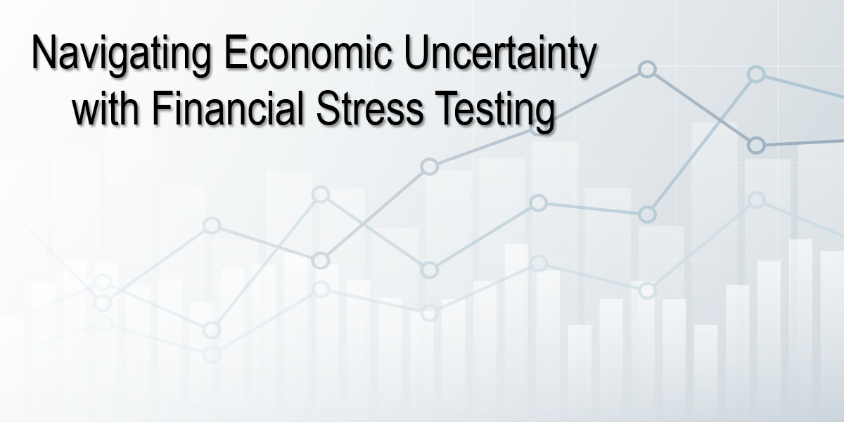 Navigating Economic Uncertainty with Financial Stress Testing